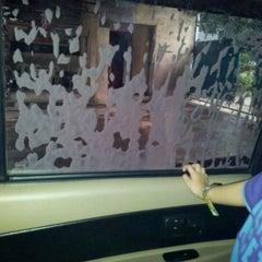Photo taken at Miracle Car Wash by Rhane M. on 12/17/2011