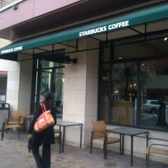 Photo taken at Starbucks by Holden K. on 3/9/2012