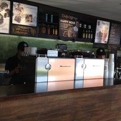 Photo taken at Starbucks by Samm Q. on 5/5/2012