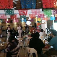 Photo taken at Los Henequenes by Zoraya R. on 1/7/2012