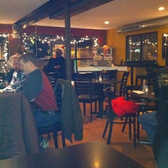 Photo taken at Rendezvous Cafe & Wine Bar by Denise R. on 2/6/2011