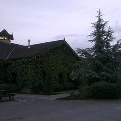 Photo taken at Kilmurray Lodge Hotel by Daniel D. on 5/30/2012