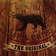 Photo taken at Black Bear Bar & Grill by Nicole R. on 5/15/2012