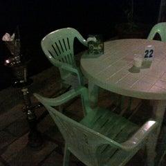Photo taken at Sahel Horan Cafe by Jansait Q. on 8/27/2012