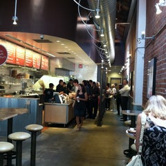 Photo taken at Chipotle Mexican Grill by Sarah R. on 9/12/2011