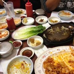 Photo taken at Korea House by Nan C. on 12/23/2011