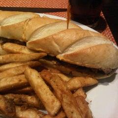 Photo taken at Slacks Restaurant And Bar by David W. on 10/28/2011