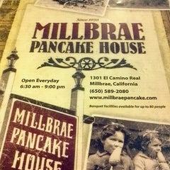Photo taken at Millbrae Pancake House by Wilson H. on 8/15/2011