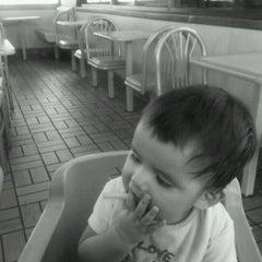 Photo taken at Burger King by Julie N. on 9/11/2011