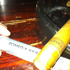 "Photo taken at The ""World Famous"" Cigar Bar by Heath G. on 6/3/2012"