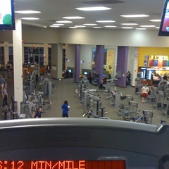 Photo taken at LA Fitness by Lillianne E. on 2/1/2011