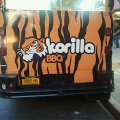 Photo taken at Korilla BBQ by philip w. on 8/18/2011