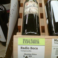 Photo taken at World Market by Courtney G. on 8/23/2011