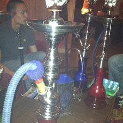 Photo taken at Cloud 9 Hookah Lounge by Jack E. on 5/12/2011