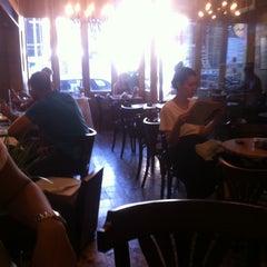 Photo taken at Café Younes by Sahar N. on 7/18/2012