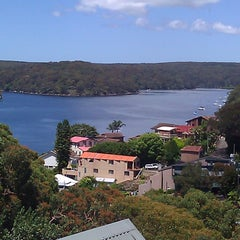 Photo taken at Yowie Bay by Dean M. on 12/3/2011