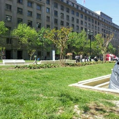 Photo taken at Paseo Bulnes by Lyc Ltda S. on 9/30/2011