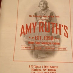 Photo taken at Amy Ruth's by Carla H. on 10/20/2011