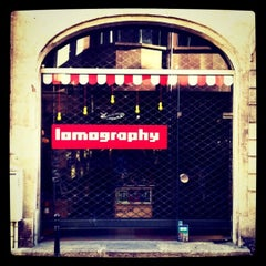 Photo taken at Lomography Gallery Store by Yann B. on 6/28/2011