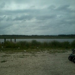 Photo taken at Mosquito landing by Lisa N. on 6/11/2012
