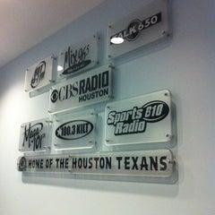 Photo taken at CBS Radio by James B. on 5/23/2012
