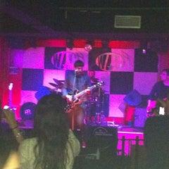Photo taken at Wah Wah Club by Javier d. on 3/11/2012