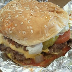 Photo taken at Five Guys by Tom S. on 5/19/2011