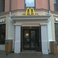 Photo taken at McDonald's by Kirill F. on 9/13/2011