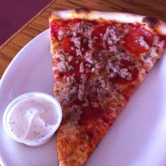 Photo taken at Mia's Pizza & Eats by Adam W. on 7/29/2011