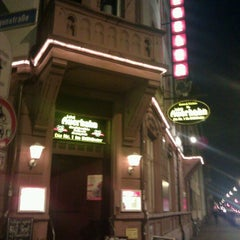Photo taken at Restaurant Auerhahn by Harald K. on 1/24/2012