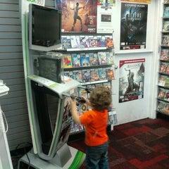Photo taken at GameStop by Timothy L. J. on 4/20/2012