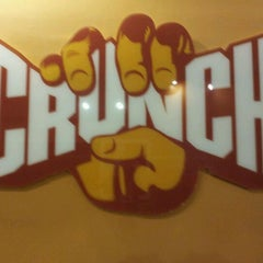 Photo taken at Crunch by Xander P. on 9/29/2011