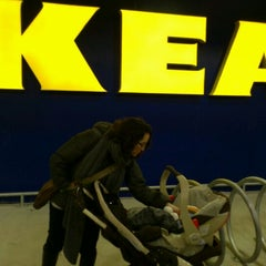 Photo taken at IKEA by Waldo O. on 12/10/2011