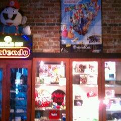 Photo taken at Bits & Pixels Video Game Store by Nikki G. on 2/1/2012
