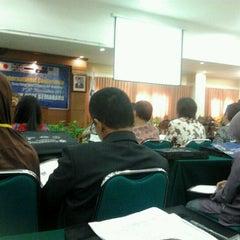 Photo taken at IKIP PGRI Semarang by Us W. on 11/3/2011