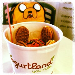 Photo taken at Yogurtland by Marquise I. on 6/17/2012