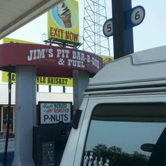Photo taken at Jim's Bar-B-Q by Ethan H. on 6/30/2012