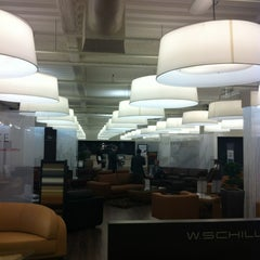 Photo taken at W.Schillig Showroom by Scott W. on 10/21/2011