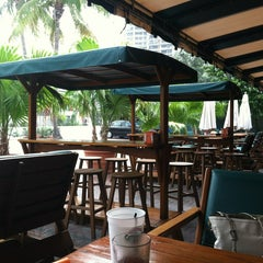 Photo taken at Quarterdeck Restaurant by Daniel V. on 6/6/2012