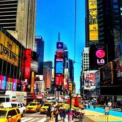 Photo taken at Times Square by Betsy H. on 6/15/2012