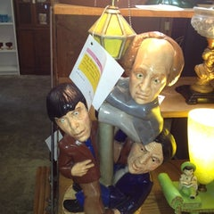 Photo taken at Carmel Old Town Antique Mall by Rob L. on 7/15/2012
