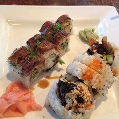 Photo taken at Sushi Love by Matthew F. on 6/19/2012