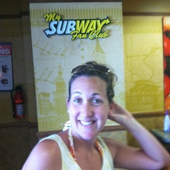 Photo taken at Subway by Michelle B. on 8/23/2011