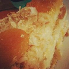 Photo taken at John John Cafe by Samuel B. on 1/27/2012