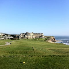 Photo taken at Half Moon Bay Golf Links by Won S. C. on 7/9/2011