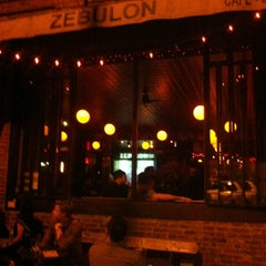 Photo taken at Zebulon by Vasili G. on 3/23/2012