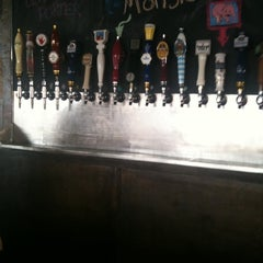 Photo taken at Global Brew Tap House & Lounge by Doug T. on 3/7/2011