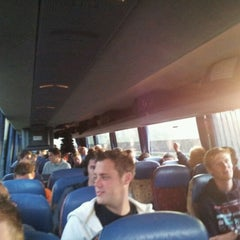 Photo taken at De Jubal Bus by Stefan d. on 9/24/2011