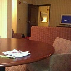 Photo taken at Hilton Garden Inn by JP d. on 7/2/2012