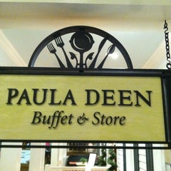 Photo taken at Paula Deen Buffet Harrah's Tunica by Brian P. on 7/26/2012